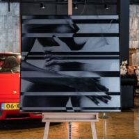 Kunstwerk Black And White door James Chiew