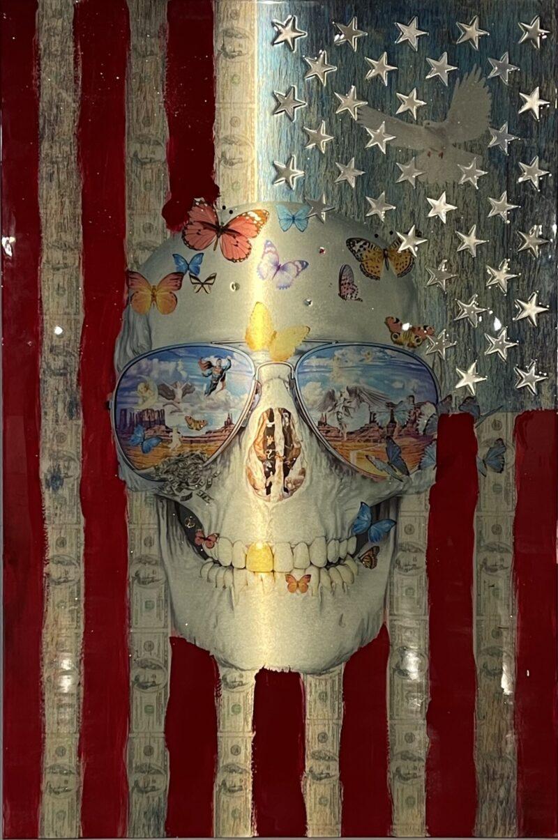 Kunstwerk Liberation door Van Apple